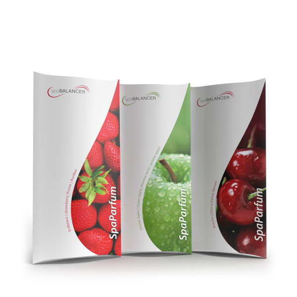 SpaBalancer SpaParfum Duftset Frucht