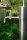 Gartendusche ROUND dick aus Edelstahl
